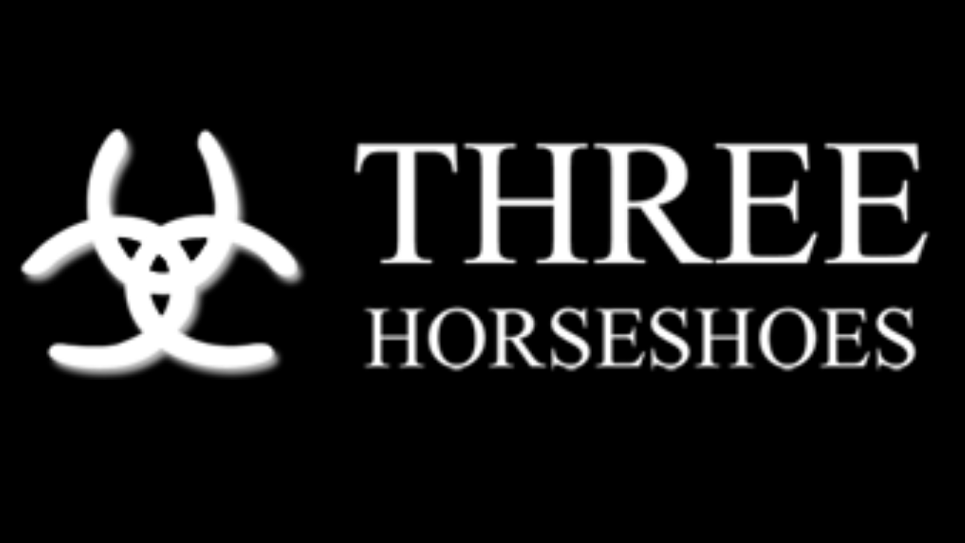 Three Horse Shoes logo